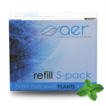 Menthol Refill Pack